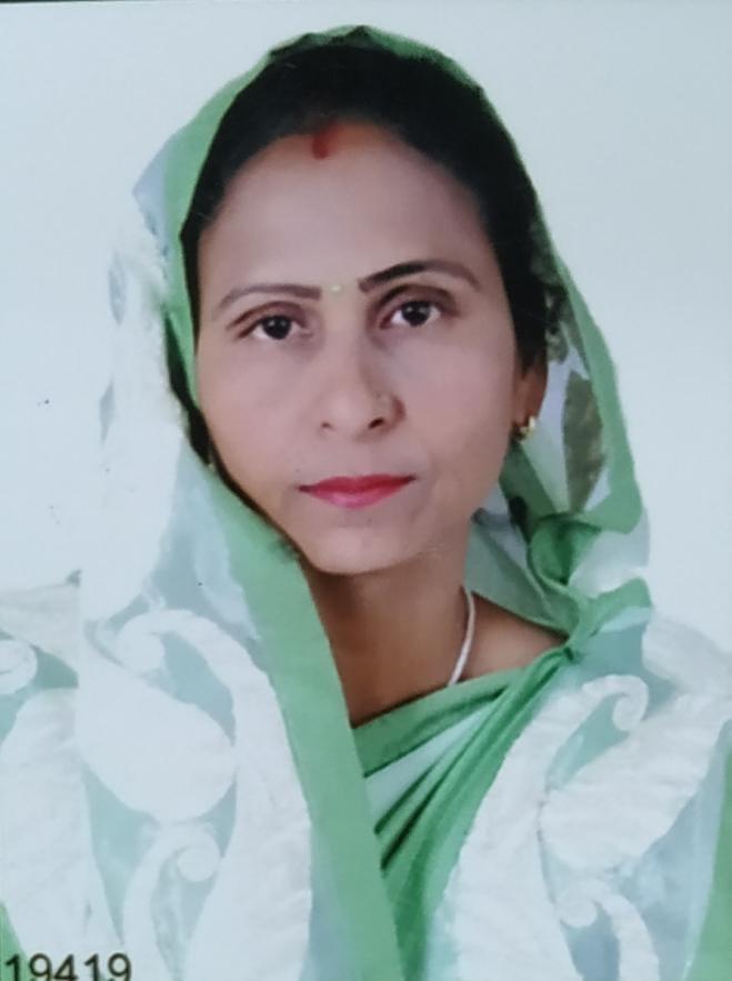 Mamta Balveer Singh Kushwah