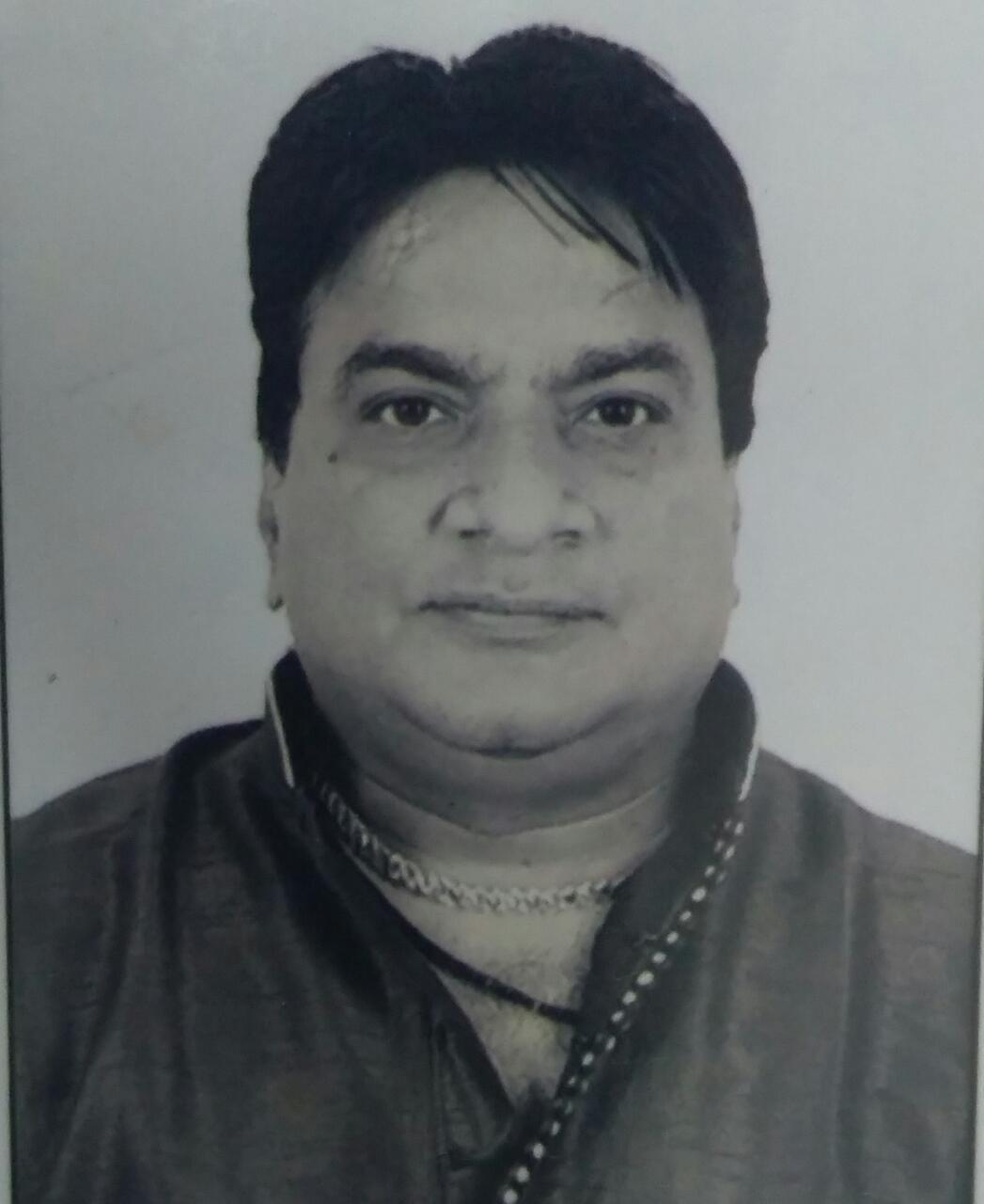 Manoj Kumar Joshi