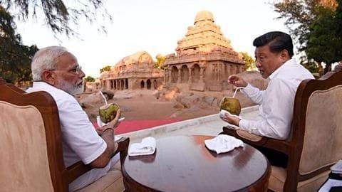 मोदी और जिनपिंग की बैठक में नहीं उठा कश्मीर मुद्दा, भारत ने कहा- हमारा आंतरिक मसला