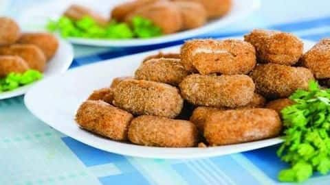 How to prepare stuffing of semolina nuggets