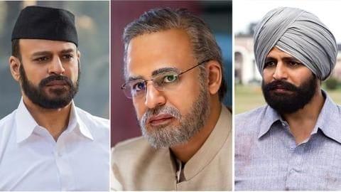 प्रधानमंत्री मोदी की बायोपिक में विवेक ओबेरॉय के 9 अलग-अलग लुक, देखें तस्वीरें