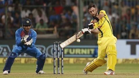 मैक्सवेल के शतक से भारत के खिलाफ ऑस्ट्रेलिया ने जीती पहली टी-20 सीरीज़, बने कई रिकॉर्ड