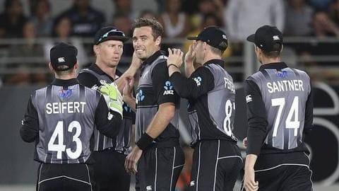 न्यूज़ीलैंड बनाम भारत: 30 महीनों बाद कोई टी-20 सीरीज़ हारा भारत, न्यूज़ीलैंड की 2-1 से जीत