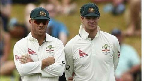 बॉल टेंपरिंग मामले में क्रिकेट ऑस्ट्रेलिया ने नहीं बरती नरमी, स्मिथ और वॉर्नर पर बैन बरकरार