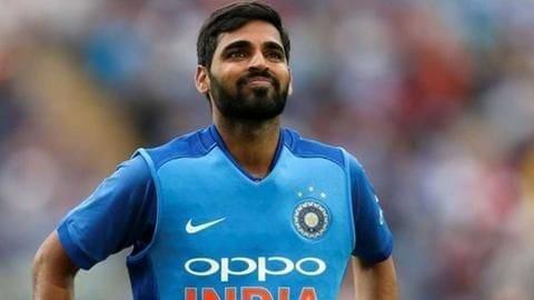 भारत बनाम वेस्टइंडीज: चोट के कारण वनडे सीरीज़ से बाहर हो सकते हैं भुवनेश्वर कुमार