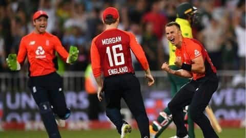 England would like to have a pure bowler in place of Tom Curran