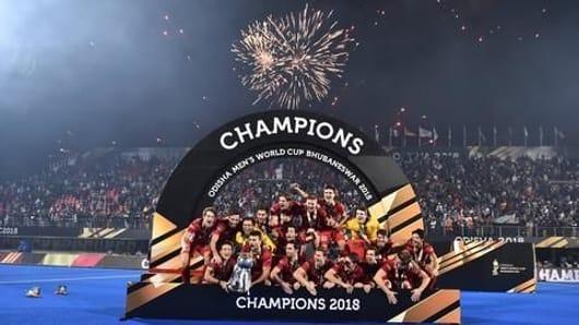 बेल्ज़ियम बना हॉकी वर्ल्ड कप चैंपियन