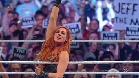 WWE रॉयल रंबल 2019: अचानक एंट्री लेने वाली महिला रेसलर ने जीता विमेंस रॉयल रंबल