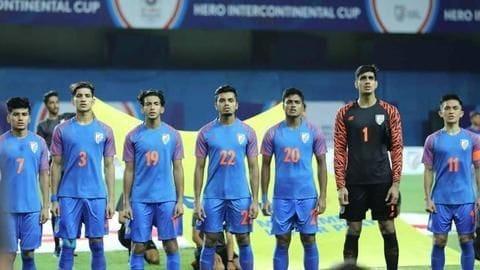 इस तरह फीफा विश्व कप 2022 के लिए क्वालीफाई कर सकती है भारतीय फुटबॉल टीम