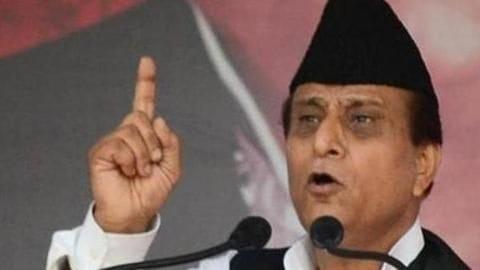 आजम बोले- पाकिस्तान को मोदी के प्रधानमंत्री बनने का इंतजार तो पाक का एजेंट मैं या...?