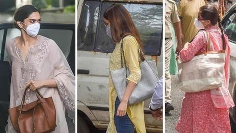 ड्रग्स मामला: NCB ने जब्त किए दीपिका पादुकोण, सारा अली खान और श्रद्धा कपूर के फोन