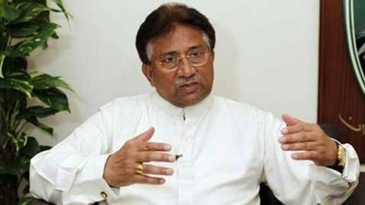 मुशर्रफ को सता रहा है भारत से हमले का डर
