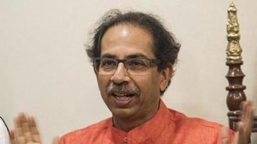 उद्धव ठाकरे ने की राम मंदिर निर्माण की मांग