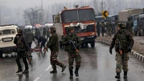 पुलवामा हमले से पहले CRPF अधिकारी ने किया था सूचित, आतंक-रोधी ट्रेनिंग में है बड़ी खामियां