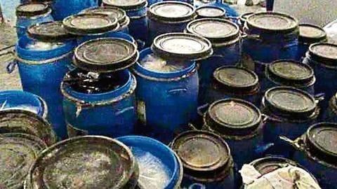 नोएडा: देश के सबसे बड़े छापे में 1,000 करोड़ रुपये के नशीले पदार्थ जब्त