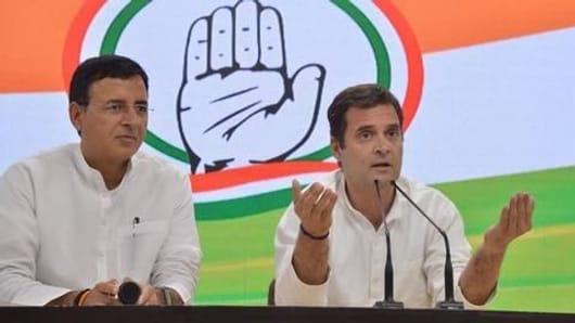 राहुल गांधी का प्रधानमंत्री मोदी की प्रेस कॉन्फ्रेंस पर सवाल