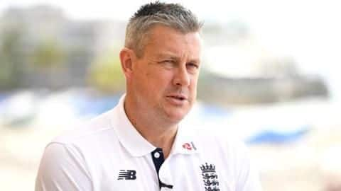Hopefully the series will be with the audience soon- Ashley Giles