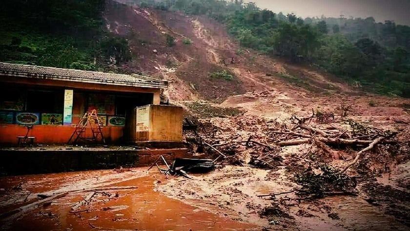 महाराष्ट्र में बारिश से भारी तबाही, अलग-अलग हादसों में करीब 75 लोगों की मौत