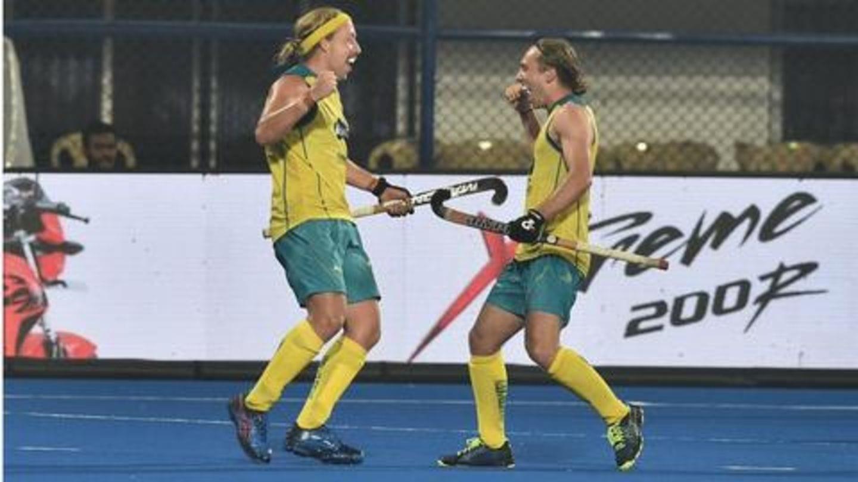 हॉकी वर्ल्ड कप: ऑस्ट्रेलिया ने इंग्लैंड को 3-0 से हराया, चीन बनाम आयरलैंड मुकाबला रहा ड्रॉ