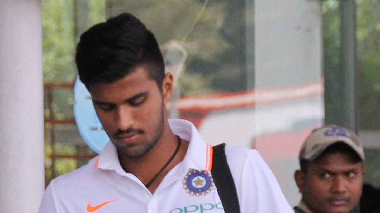 ऑस्ट्रेलिया बनाम भारत: ब्रिसबेन में टेस्ट डेब्यू कर सकते हैं वाशिंग्टन सुंदर- रिपोर्ट