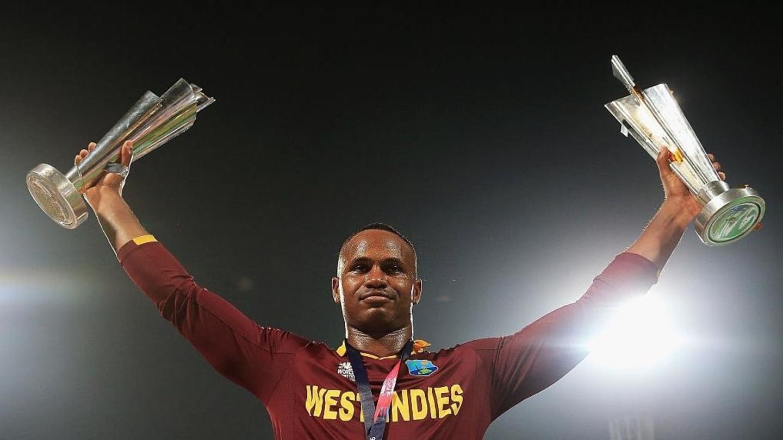 वेस्टइंडीज के दिग्गज बल्लेबाज मार्लन सैमुअल्स ने लिया संन्यास, ऐसा रहा करियर