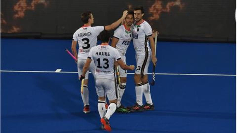 हॉकी वर्ल्ड कप: मलेशिया को 5-3 से हराते हुए क्वार्टर फाइनल में पहुंची जर्मनी