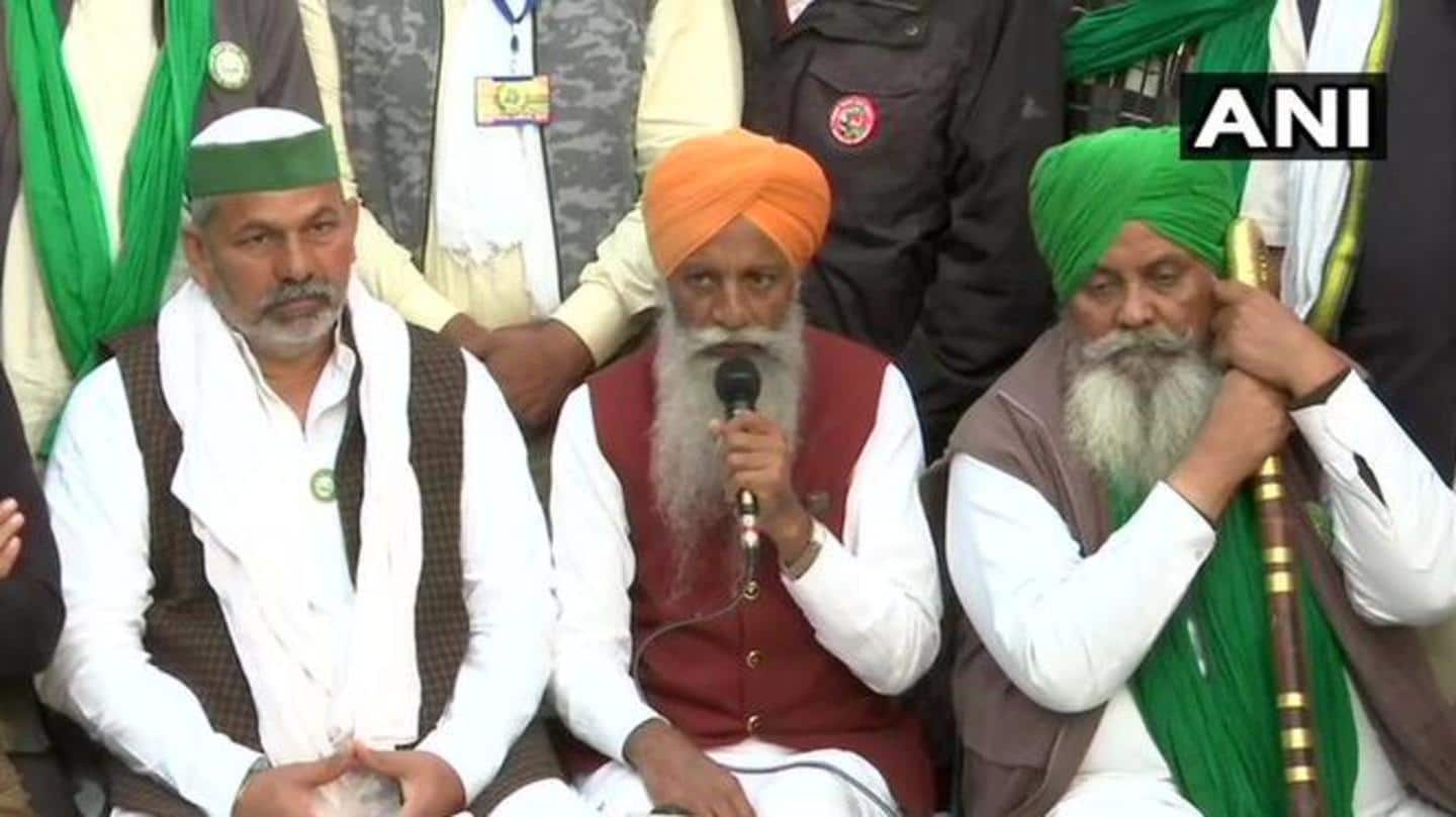 Farmers will go on a day hunger strike