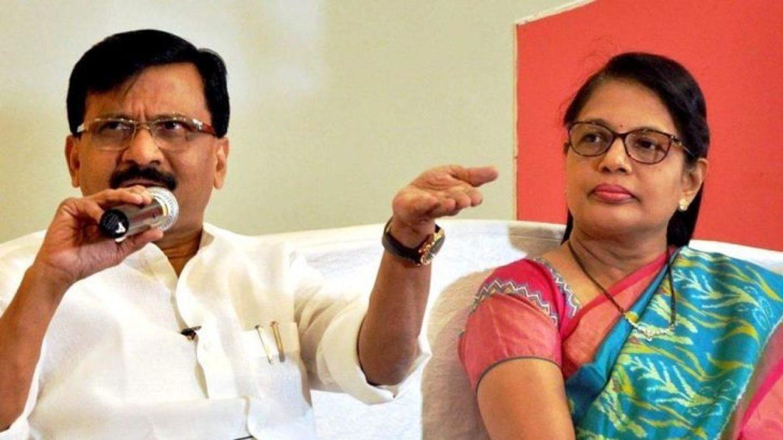 संजय राउत की पत्नी वर्षा को ED ने भेजा समन, पूछताछ के लिए बुलाया