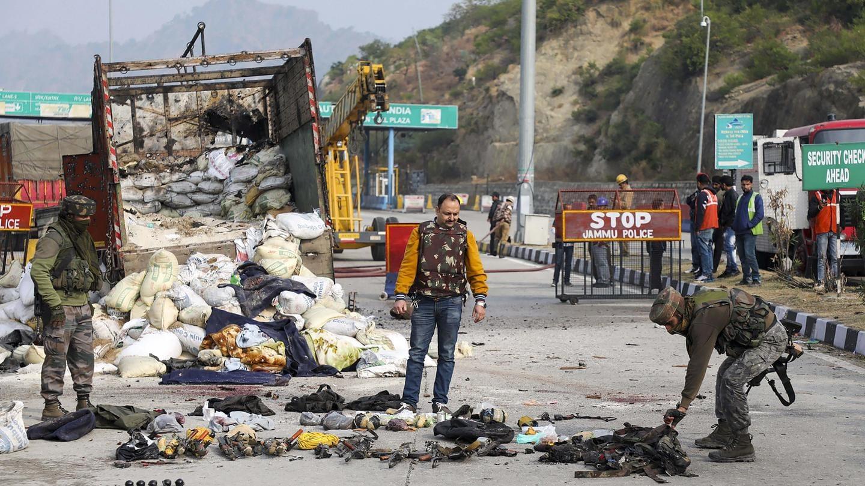 नगरोटा एनकाउंटर: 30 किलोमीटर पैदल चलकर हाइवे तक पहुंचे थे मारे गए आतंकी
