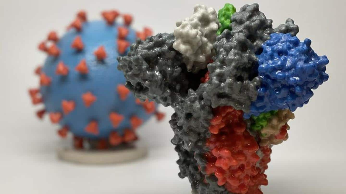 Virus became more contagious due to mutations in spike proteins