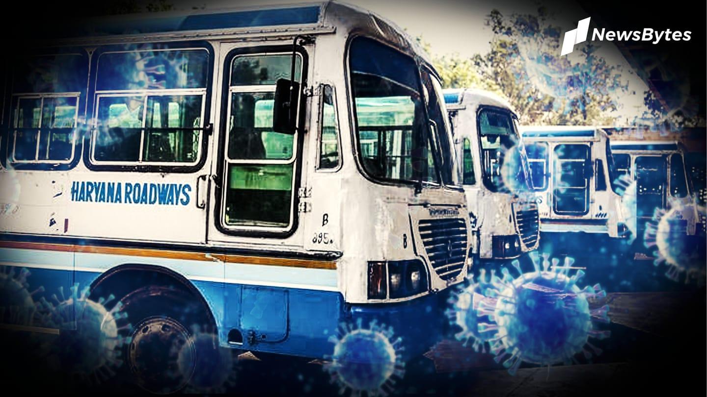 #Exclusive: कोरोना वायरस संकट के कारण कितना बदला है हरियाणा रोडवेज में सफर?