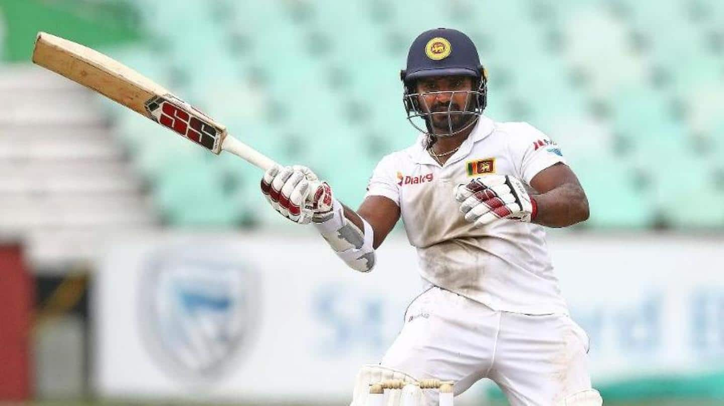 Kushal Perera can open in first Test against South Africa