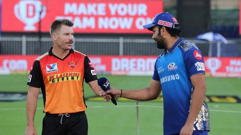 MI बनाम SRH: टॉस जीतकर मुंबई ने किया बल्लेबाजी का फैसला, जानें प्लेइंग इलेवन