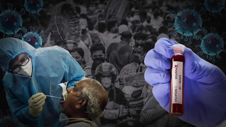 कोरोना: देश में बीते सामने आए लगभग 1.32 लाख मामले, अब तक के सर्वाधिक