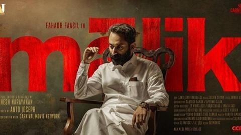 'Malik' trailer: Fahadh Faasil starrer is about politics, crime, conspiracy