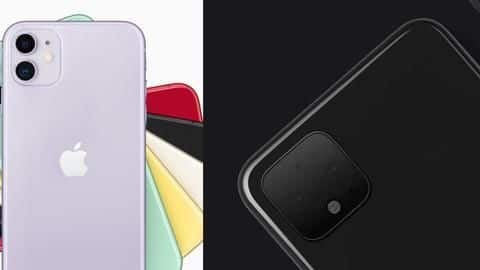 Pixel 4 v/s iPhone 11: Which one should you buy?