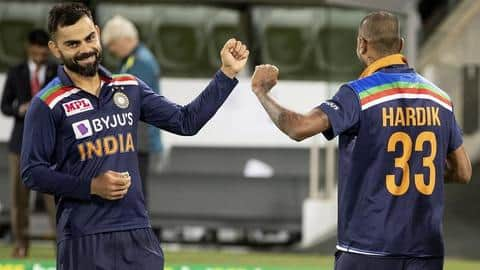 India's annual contracts 2020/21: Hardik Pandya promoted to Grade A
