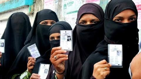 Srinagar witnesses the lowest voter percentage since the 90s