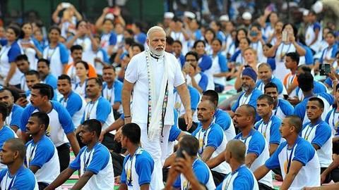 International Yoga Day: Modi to grace UP this year