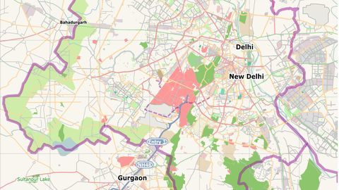 Earthquake hits Delhi, Gurgaon