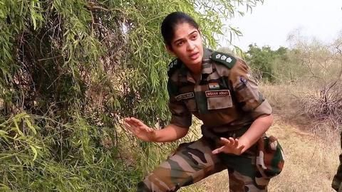 Indian armed forces transforming for women in combat