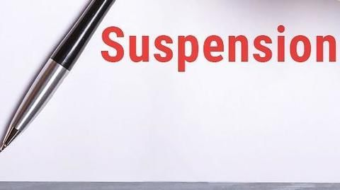 HBSE suspends 2 people over negligence