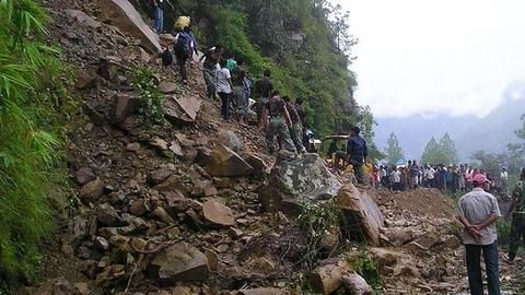 Floods wreak a havoc in North-East India