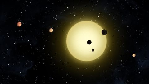 Exoplanet discoveries: Science's mission to discover the unknown
