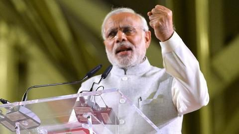 Arch-rivals no more: Nitish hails PM Modi at multiple occasions