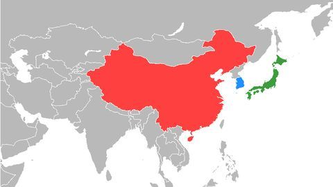 The mighty killers: China vs the rest of the world
