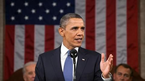 Obama's final speech as the 44th US President
