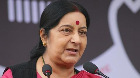 Swaraj says Act East and not just Look East