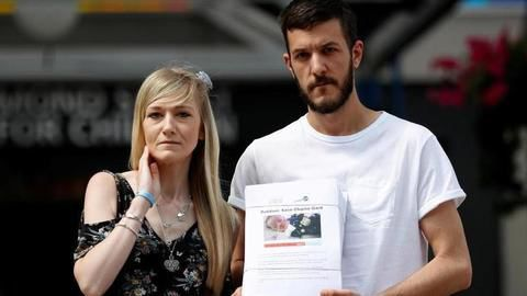 Charlie Gard dies after battling for 11 months