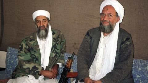 al-Qaeda chief Zawahir being sheltered by Pakistan
